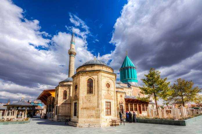 الاماكن السياحية في تركيا - كونيا
