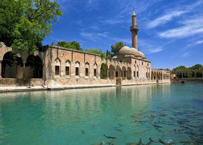 الاماكن السياحية في تركيا - اورفا
