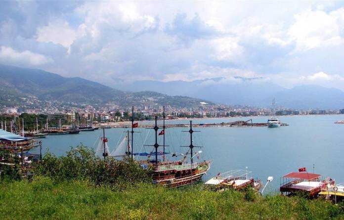 السياحة في أنطاليا - ألانيا