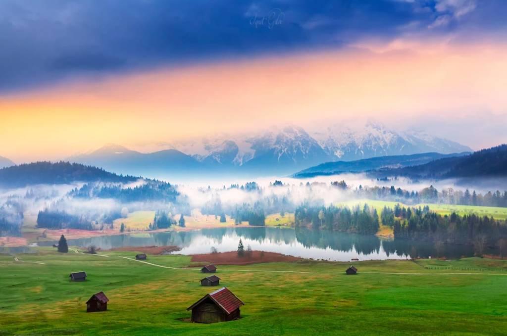 الأماكن السياحية في الشمال التركي