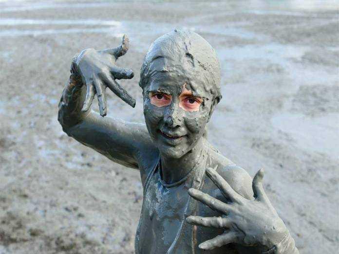البراكين الطينية في اذربيجان