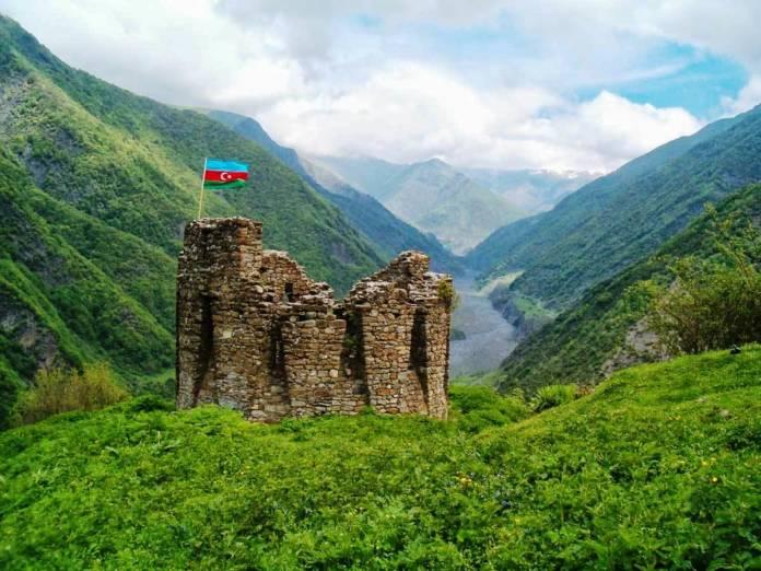 السياحة في قاخ اذربيجان