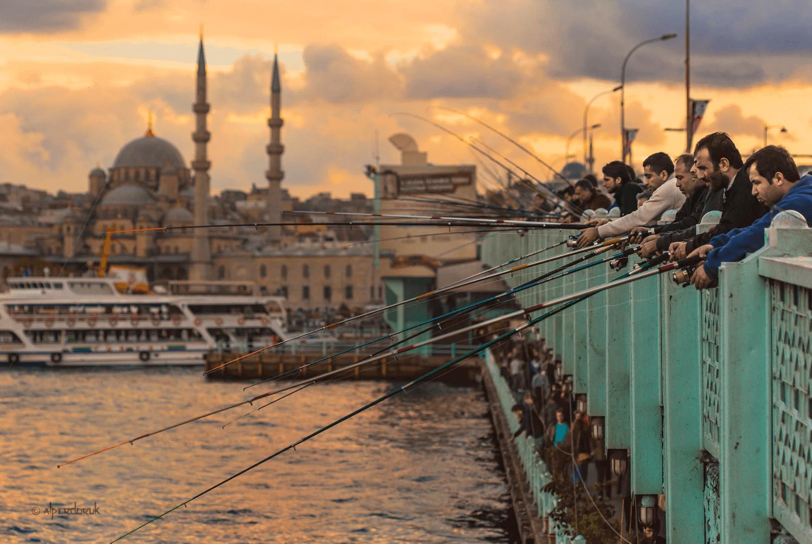 الاماكن السياحية للعوائل في اسطنبول