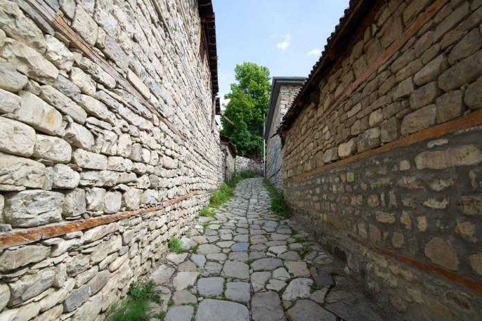 قرية لاهيج اذربيجان