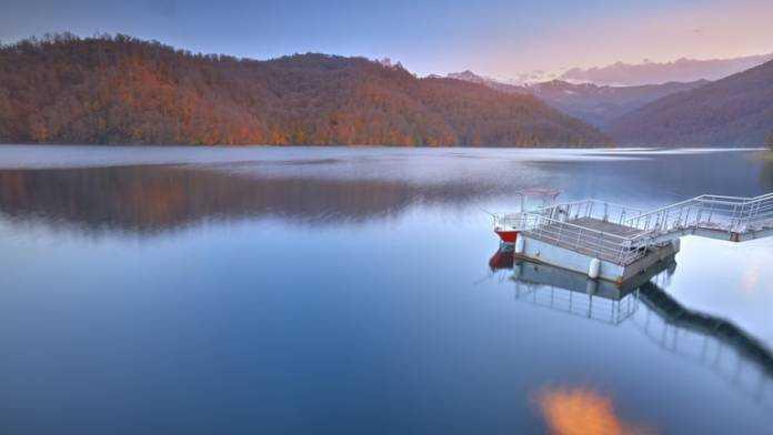بحيرة جويجول اذربيجان